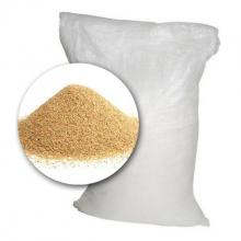 Песок в мешках 25 кг